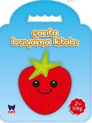 çanta Boyama Kitabı çilek Kitabina Bak Net çocuk 9786051242613 Kitap