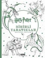 Harry Potter Sihirli Yaratiklar Boyam Kitabina Bak Darmin