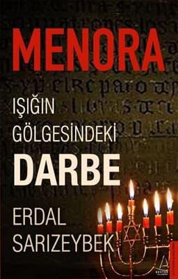 Erdal Sarızeybek adlı yazara ait Menora kitabını alabileceğiniz siteleri inceleyin