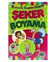 şeker Boyama 2 Kitabina Bak Yakamoz 9789758809820 Kitap Fiyatı