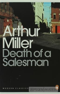 the crazy life of willy loman in death of a salesman by arthur miller