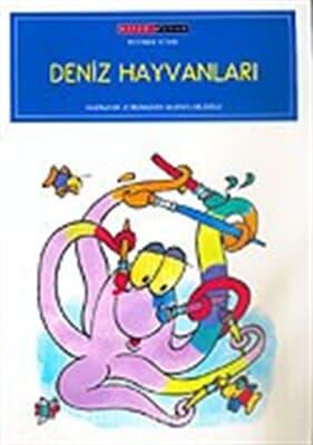 En Ucuz Deniz Hayvanları 16 Syf Renkli Kitabina Bak Mustafa