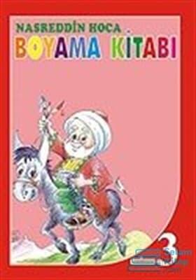 En Ucuz 3 Nasreddin Hoca Boyama Kitabı Kitabina Bak Kardelen