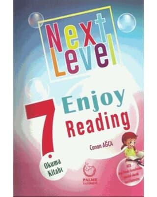 7. Sınıf Enjoy Reading Okuma Kitabı Next Level Palme Yayınevi