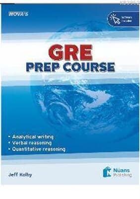 Nova Gre Math Prep Course Book