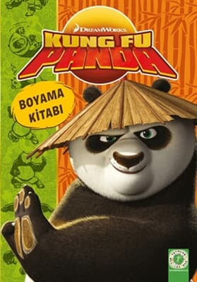 Boyama Kitabı Kung Fu Panda Kitabina Bak Artemis 9786053041528