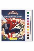 Spider Man Sm 16002 Boyama Seti Maske Kitabina Bak 8698547865446
