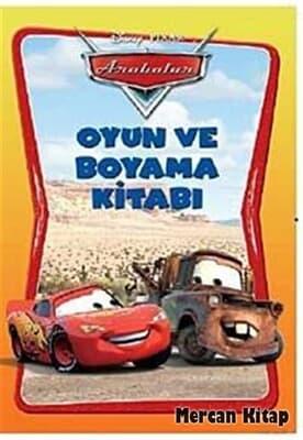 En Ucuz Arabalar Oyun Ve Boyama Kitabı Kitabina Bak Disney Doğan